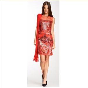Vivienne Tam Silk cocktail dress